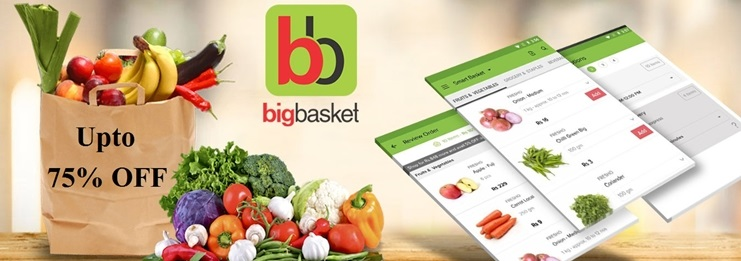 bigbasket coupon code and discounts