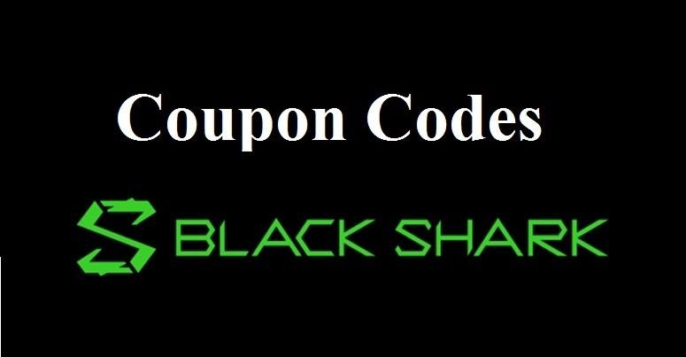 black shark coupon code and deal
