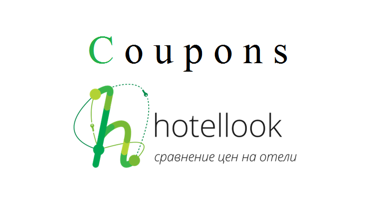 share hotellook coupon code and deals