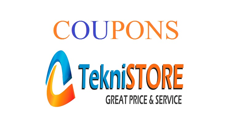 Teknistore coupon code and deal