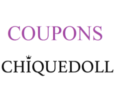 chiquedoll coupon code and deal