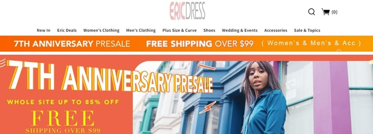 ericdress coupons and promo codes