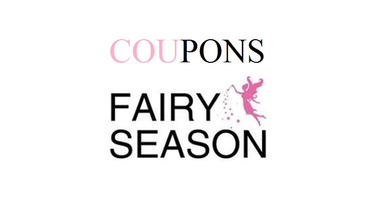 fairy seasion coupon code and deals