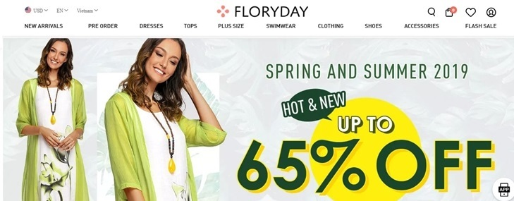 floryday coupon code and discount code