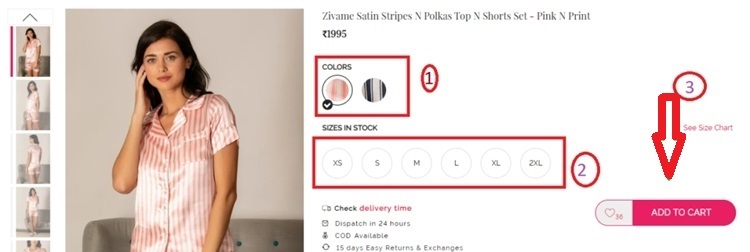 how to aplpy zivame coupon code 1