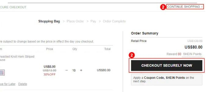 how to buy at shein 3