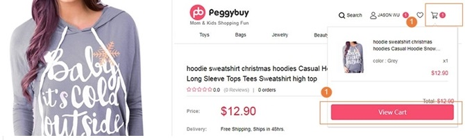 how to order and use peggybuy coupon code 2