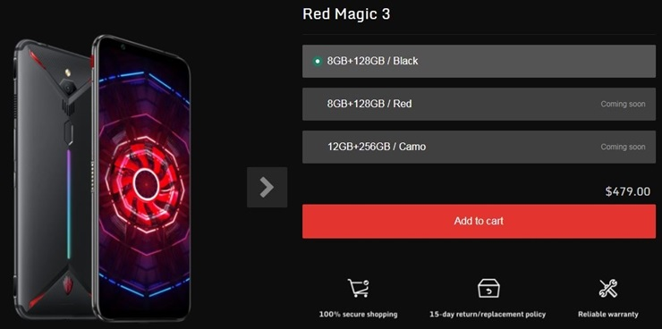 How to use redmagic coupon code