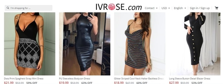 About ivrose coupon code and discounts