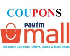 Paytm Mall Coupon Code Nov 2019 Upto 70% Off: Hurry Up!! 116