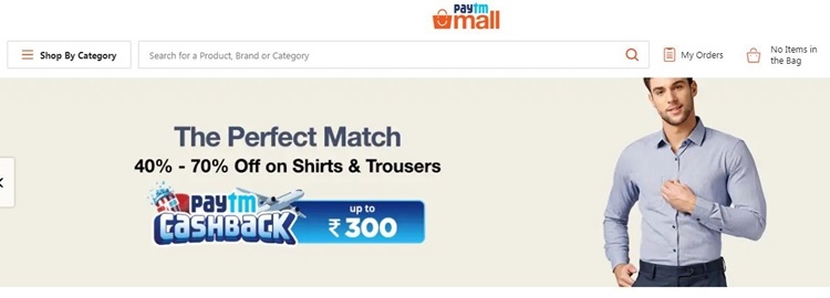 paytm mall coupon code and deal