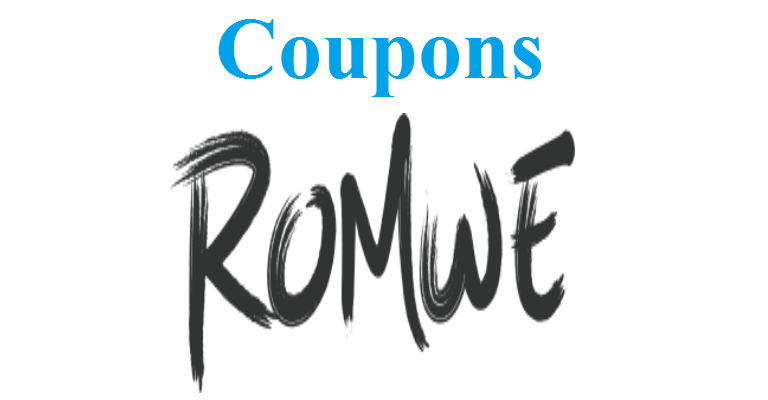 Share romwe coupon code and deal