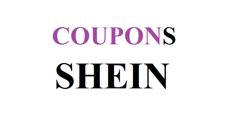 shein coupon code and deal