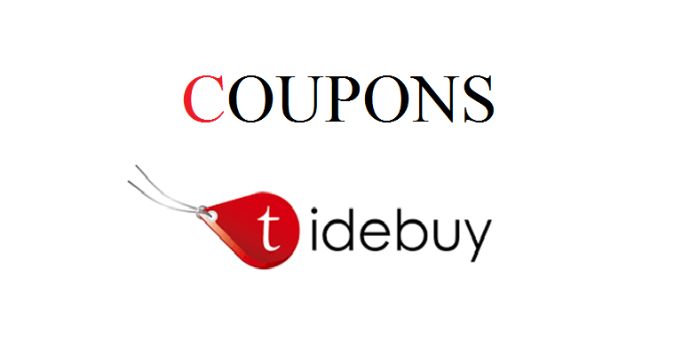 share tidebuy coupon code and deals