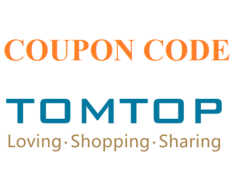 share tomtop coupon code and deals