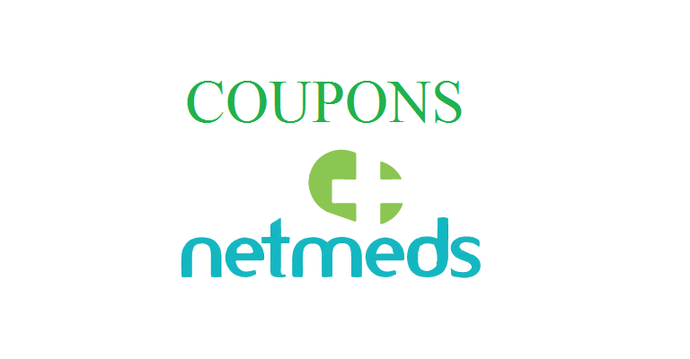 Netmeds coupon code and deals