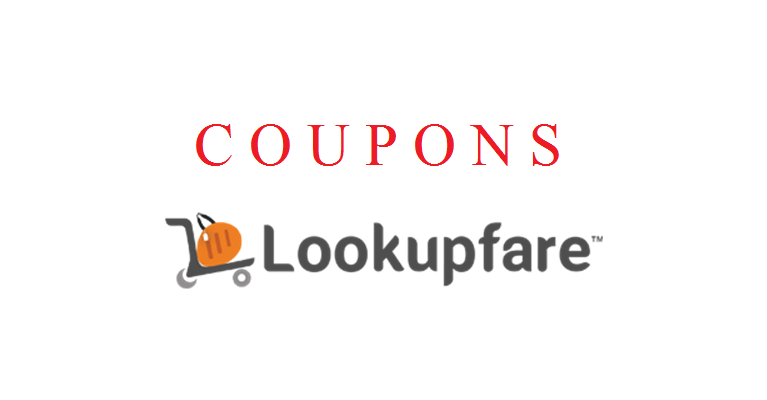lookupfare coupons codes