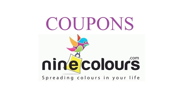 ninecolours coupon code and deal