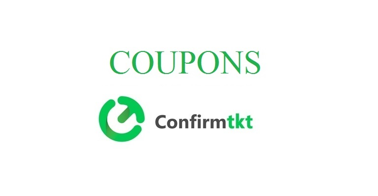 ConfirmTkt coupon code & deals