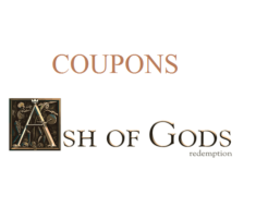 ash of gods coupon code