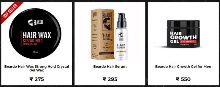 About beardo coupon code & offers