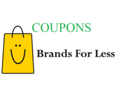 Brands for less discount code