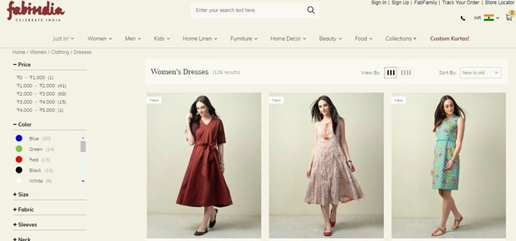 About faindia coupon code & offers