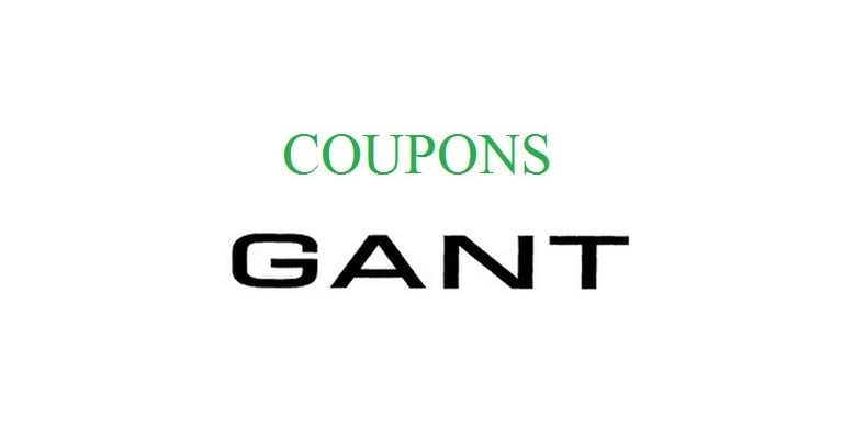 Gant coupon code & deals