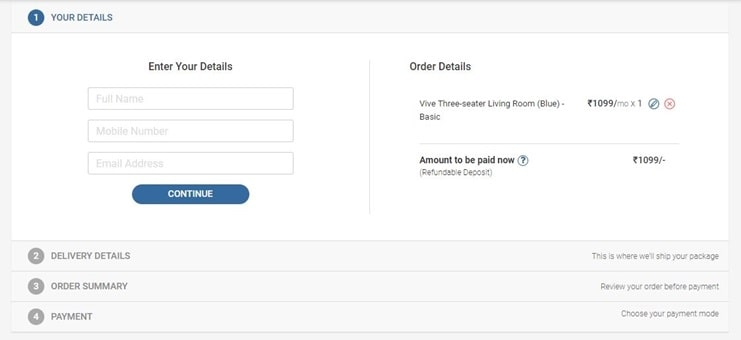 How to use furlenco coupon code & deals