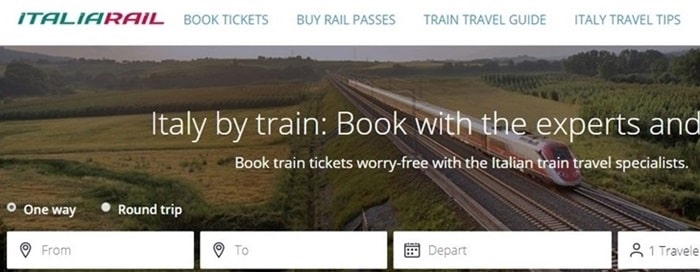 About italiarail coupon code & deals