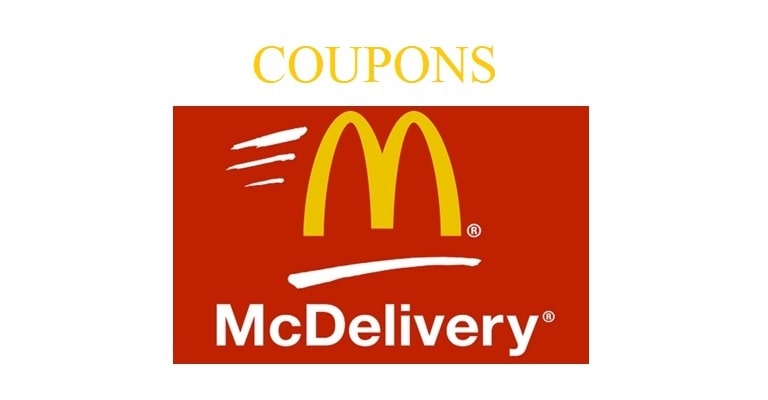 mcdonalds coupon code