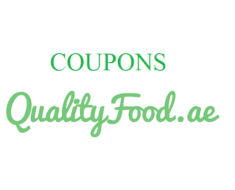 Quality food coupon code ae
