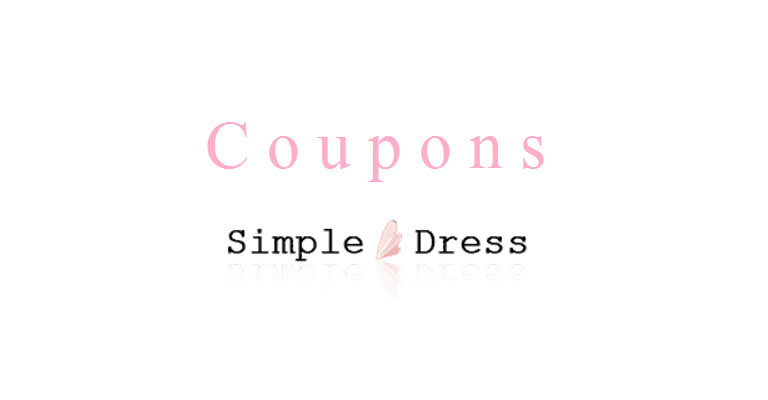 simple dress discount code
