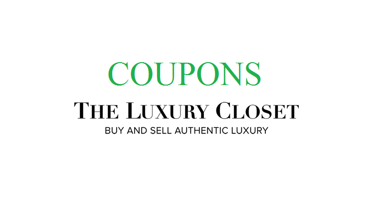 the luxury closet discount code