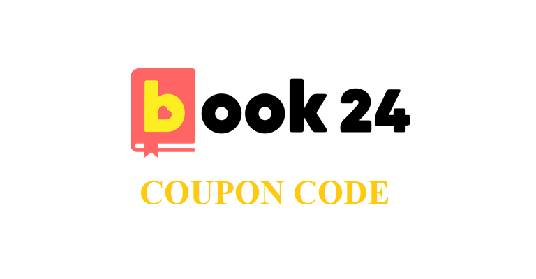 Book24.ru coupon code