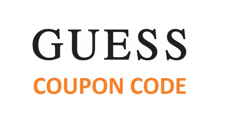 Guess ru coupon code