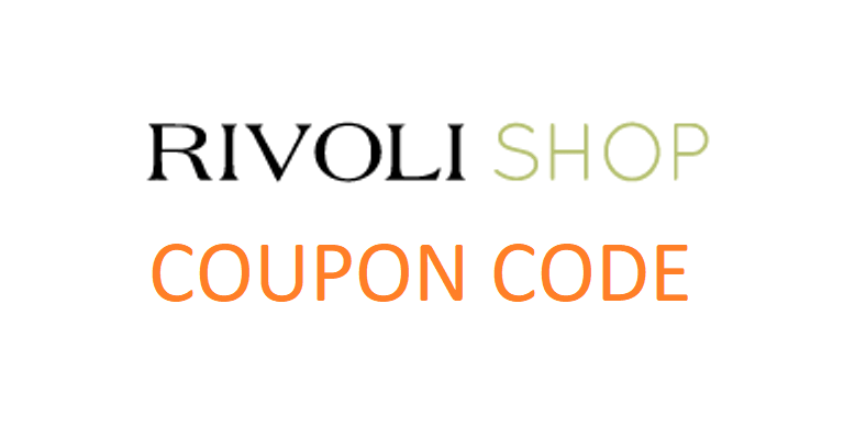 RivoliShop Coupon Code
