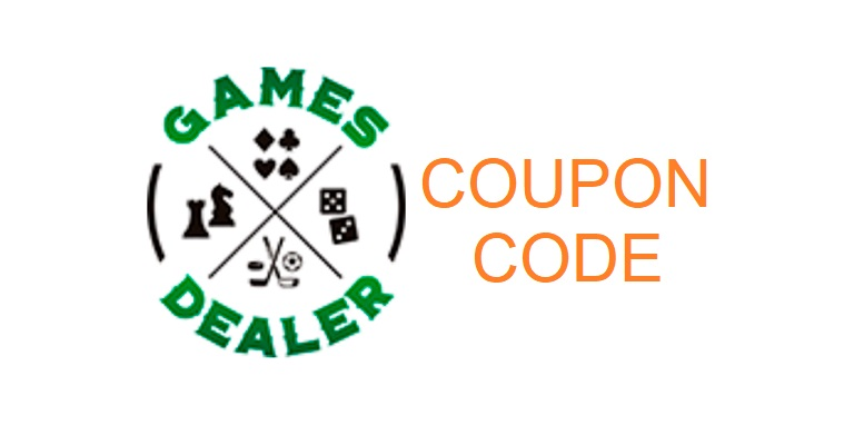 gamesdealer coupon code