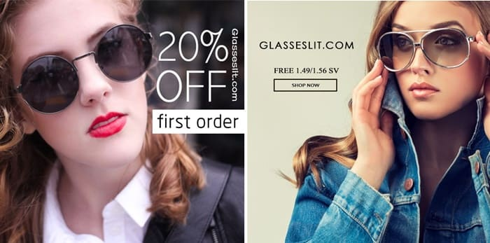 Glasseslit Voucher Code