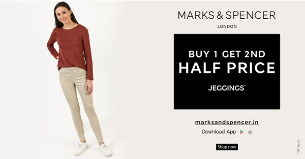 MarksandSpencer voucher code