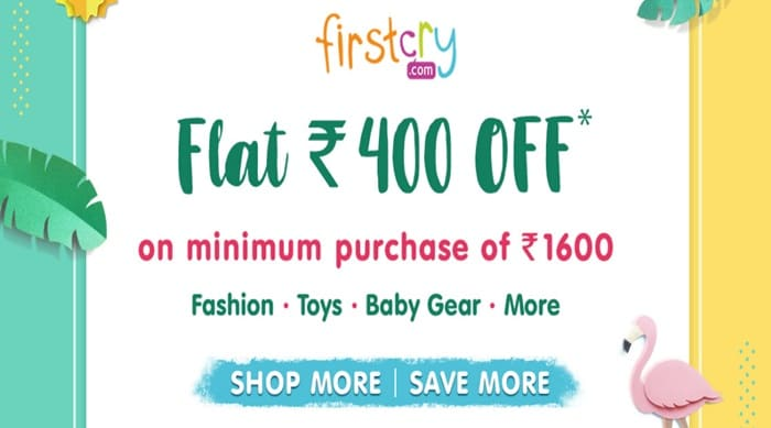 FirstCry Voucher Code Discount