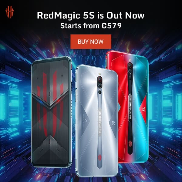Red Magic Mars Gaming Phone discount code