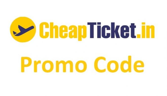 Cheapticket.in promo code