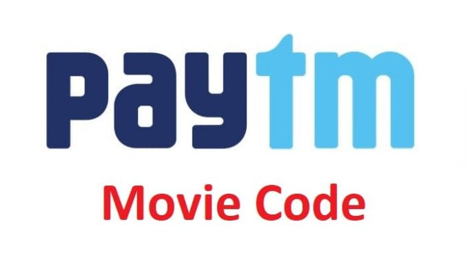 Paytm Movie Voucher code